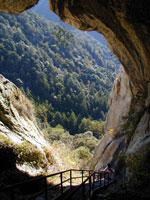 乳岩洞窟・写真