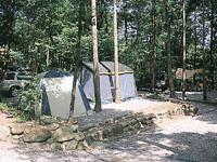 設楽オートキャンプ場・写真