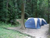 桑谷キャンプ場・写真