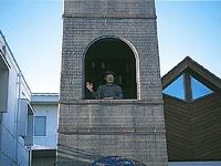 ポール・ラッシュからくりモニュメント・写真
