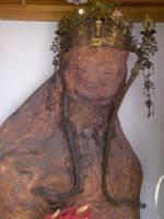 浄名寺の円空仏・写真