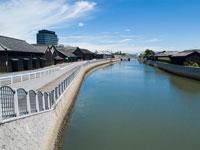 半田運河・写真