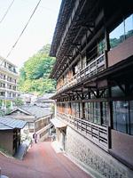 鎌先温泉・写真