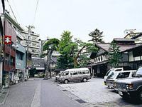 粟津温泉・写真