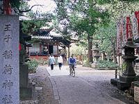 王子稲荷神社・写真