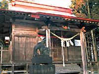 志波姫神社・写真