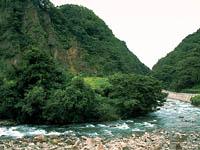 岨谷峡・写真