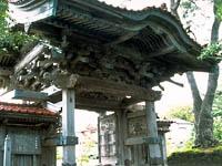 浄福寺唐門