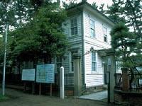 旧白崎医院・写真