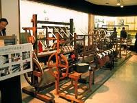 織物展示館・からりこ館・写真