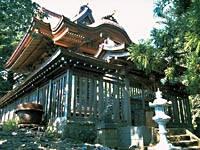 西金砂神社・写真