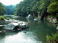 嵐山渓谷・写真