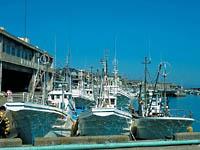 外川漁港・写真