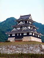 藤橋城・西美濃プラネタリウム・写真