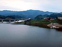 緑水湖・写真