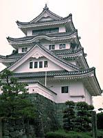 川島城・写真