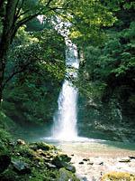 土々呂の滝・写真