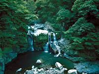 大轟の滝・写真
