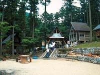 奥平谷キャンプ場・写真