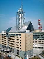 富山市役所展望塔・写真