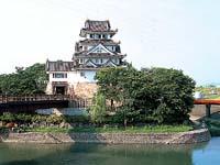墨俣一夜城(大垣市墨俣歴史資料館)・写真