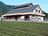 松阪市飯南茶業伝承館・写真
