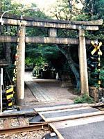 関蝉丸神社・写真