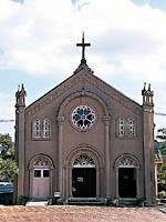 カトリック宮津教会(洗者聖ヨハネ天主堂)・写真