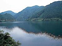 銀山湖・写真