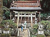 高天彦神社・写真