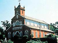 黒島天主堂・写真