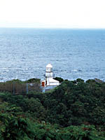 関埼灯台・写真