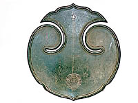 大雄寺の雲板・写真