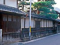 松前屋 岡田彌三右衛門邸跡・写真