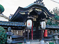 幸福稲荷神社・写真