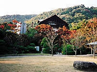 アサヒビール大山崎山荘美術館・写真