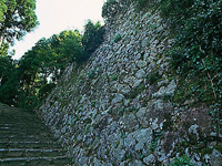 山中御殿跡