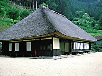 武家屋敷(旧喜多家住宅)・写真