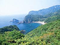 千羽海崖・写真