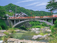 塩江温泉郷・写真