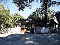 中江藤樹邸址(至徳堂)・写真
