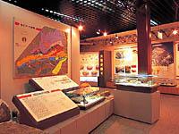 西予市城川地質館・写真
