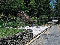 安芸城跡・写真