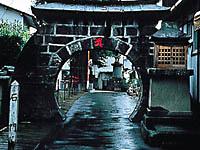 金剛乗寺の石門・写真