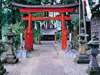 唐松神社・写真