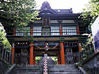 成田山 水上寺・写真