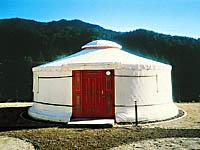 福寿の里モンゴル村・写真