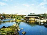 日本庭園(万博記念公園)・写真