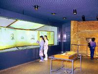 高松塚壁画館・写真