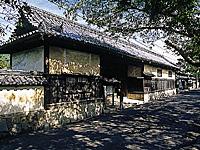 香川家長屋門・写真